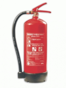 Pěnový hasicí přístroj - PE6/Pii