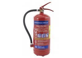Práškový hasicí přístroj - P6F/PM