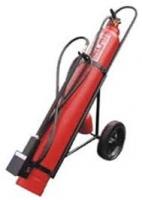 Sněhový hasicí přístroj -  CO2 1x30/ETS
