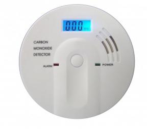 Požární hlásič  CO  ( oxidu uhelnatého )