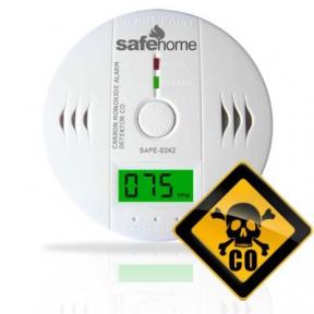 Detektory CO ( oxidu uhelnatého )