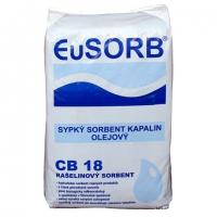 Sypký rašelinový sorbent - EUSORB